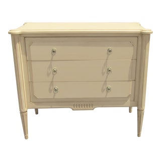 Contemporary Ethan Allen Chest of Drawers For Sale