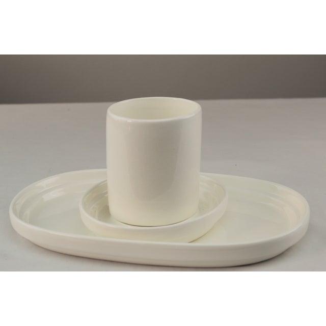 Karim Rashid Mikasa Sushi Plate Set - Set of 3 - Image 3 of 5