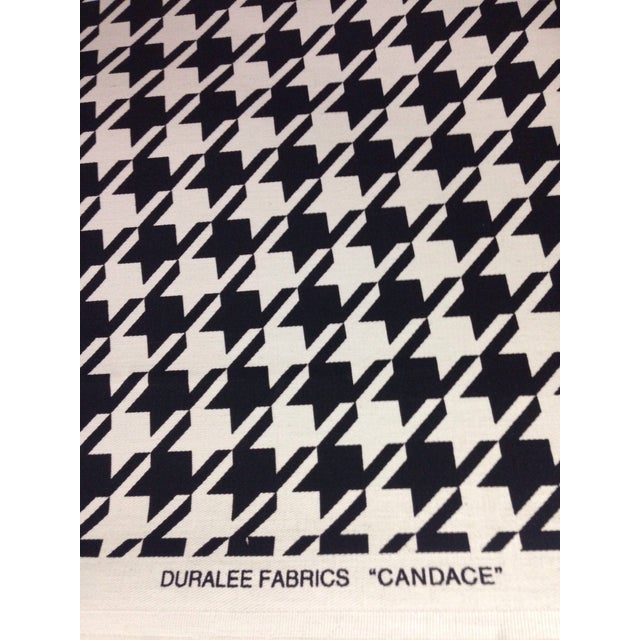 Duralee Candace Houndstooth Fabric - 5 Yards - Image 4 of 4