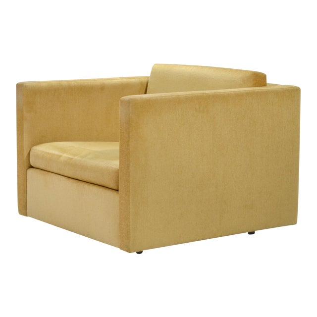 Charles Pfister Lounge Chair by Knoll For Sale