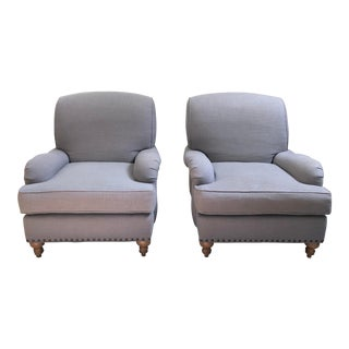 Vintage Arhaus Outerbanks Chairs - a Pair For Sale