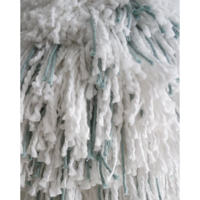 White Blue And Gray Weaving - Image 3 of 3
