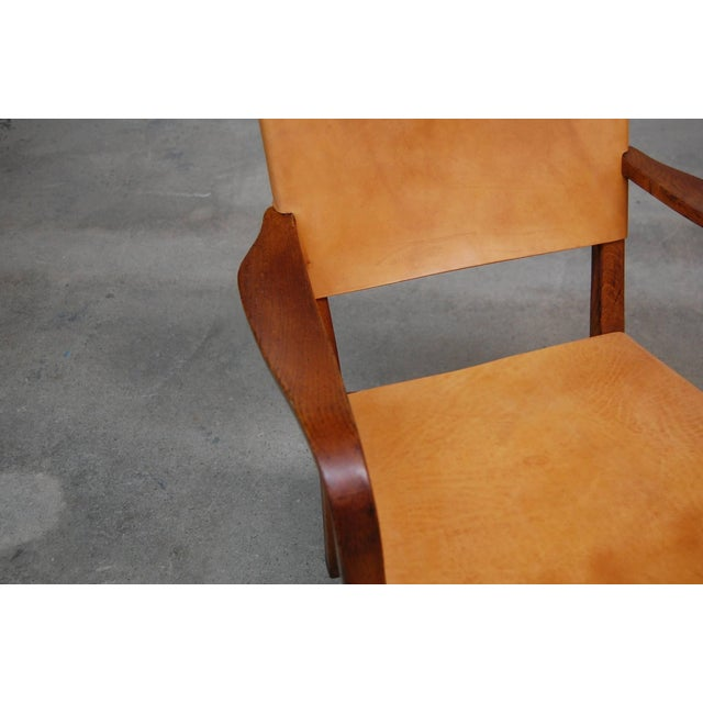 Lounge Chair Designed by Axel Einar Hjorth For Sale In Providence - Image 6 of 7