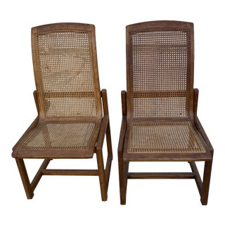 Mid Century Modern Chairs by Drexel Heritage - A Pair For Sale