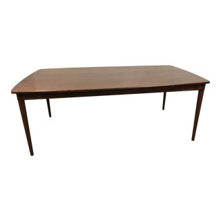 Danish Modern Thomas Moser Dining Table For Sale