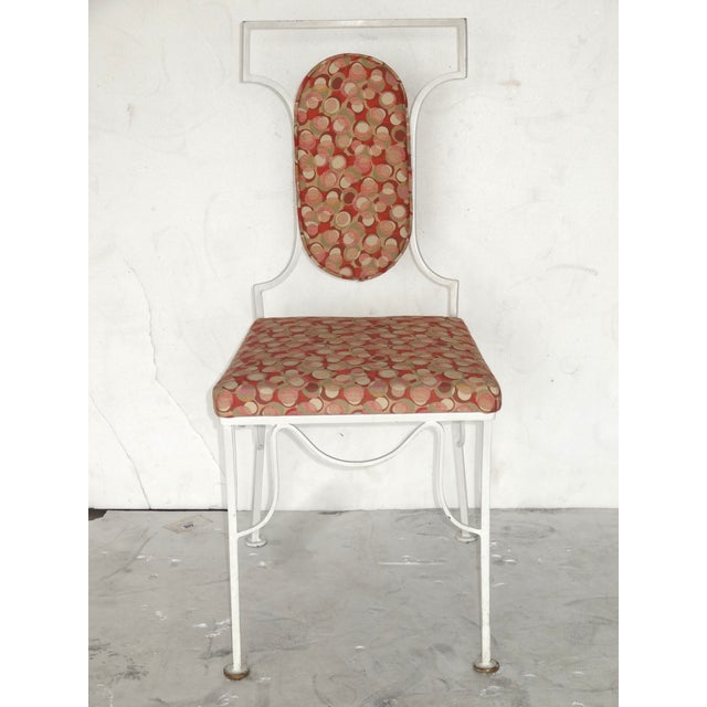 Mid-Century Modern Metal Chairs - Set of 4 - Image 5 of 8