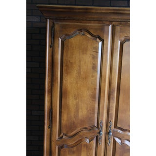 Ethan Allen Country French Armoire Preview