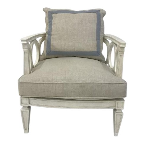 Century Furniture Colson Chair For Sale