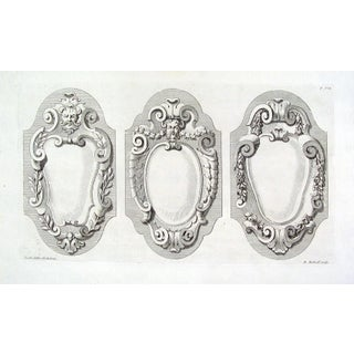 Architectural Ornament, James Gibbs 1728 For Sale