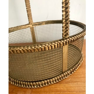 Wire Mesh Basket Country Style Preview
