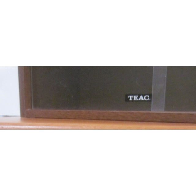 Vintage Danish Teac CD Cabinet - Image 5 of 7