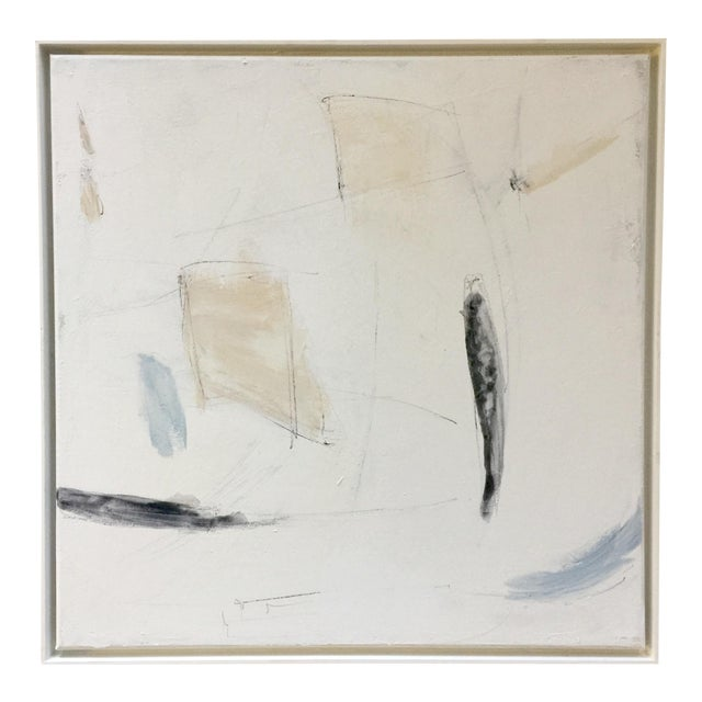 Abstract Expressionism Square Painting For Sale