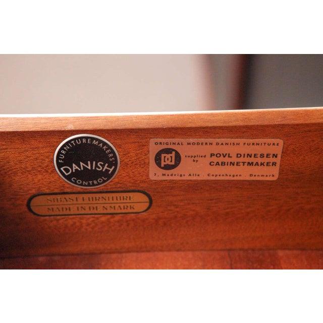 Wood Arne Vodder Sideboard For Sale - Image 7 of 10