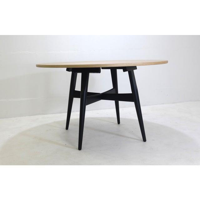 Hans Wegner Mid-Century Modern Dining Table GE-526 - Image 7 of 7