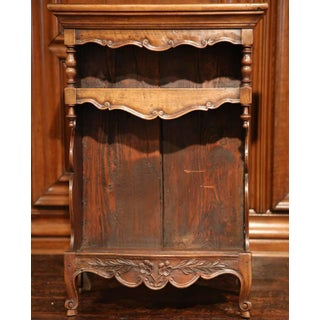19th Century French Louis XV Carved Walnut Étagère Preview