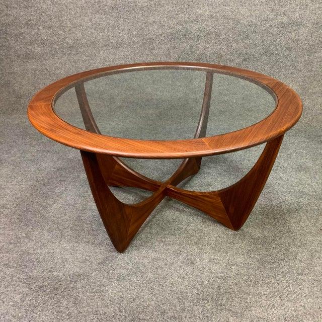 Astro Coffee Table.Vintage Mid Century Modern G Plan Teak Astro Coffee Table