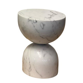Small Marble Tabletop Pillars For Sale