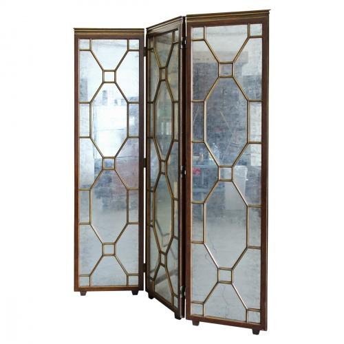 Hickory White Paxton Mirrored Screen - Image 2 of 3