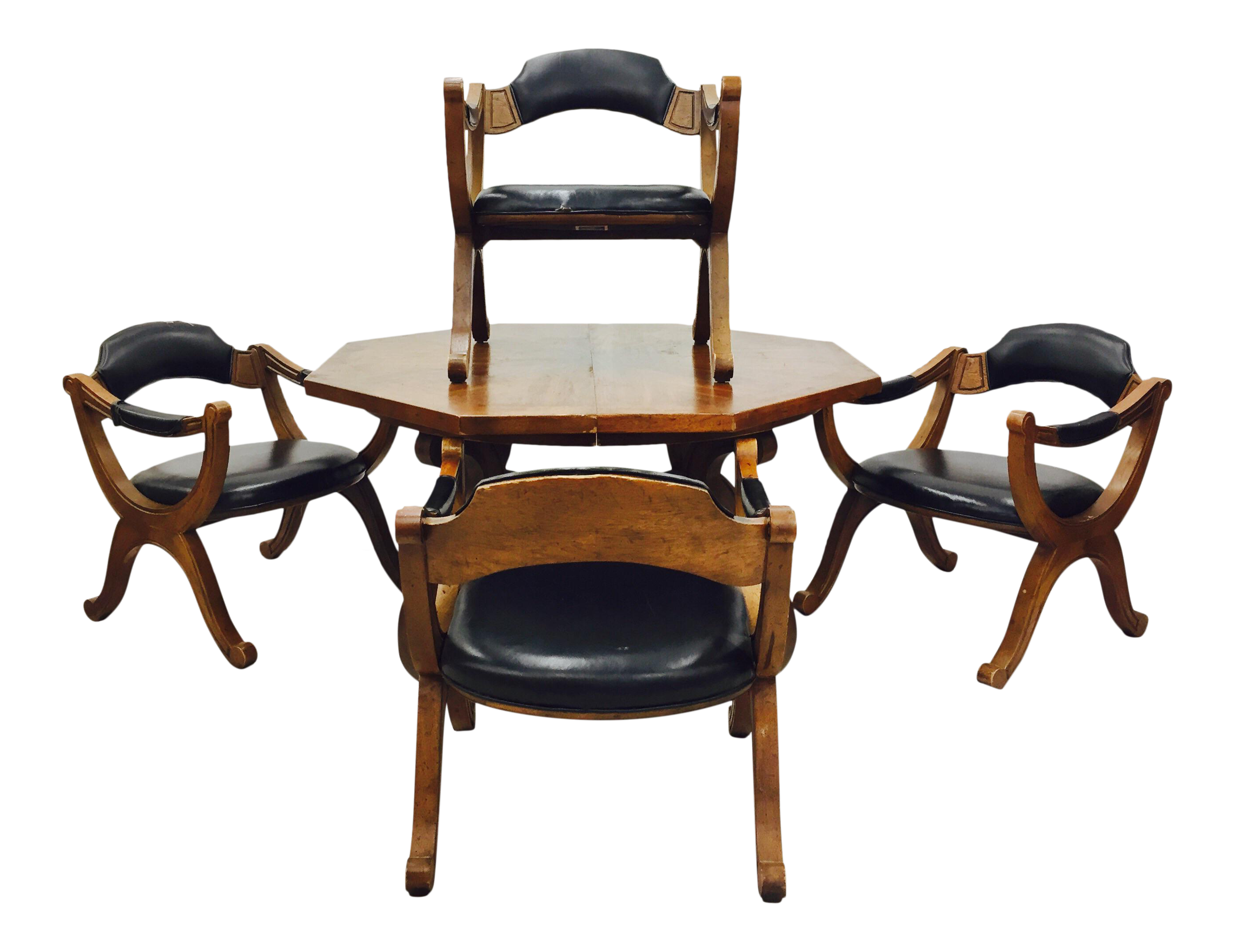 Vintage Drexel ESPERANTO Chairs U0026 Table Set