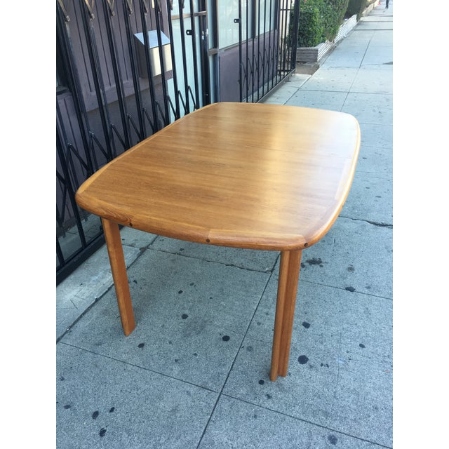Diethelm Scanstyle Danish Modern Butterfly Dining Table in Teak For Sale - Image 11 of 13