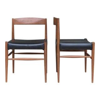 Vintage Scandinavian Dining Chair