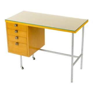 George Nelson Executive Group Typing Desk For Sale