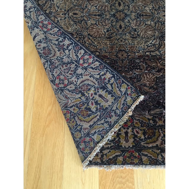 Antique Persian Rug - 3′6″ × 5′10″ - Image 3 of 4