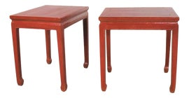 Image of Ming Side Tables