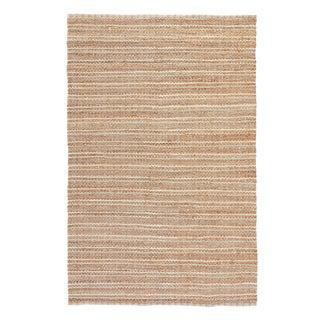 Jaipur Living Cornwall Natural Stripe Beige/ Blue Area Rug - 8′ × 10′ For Sale
