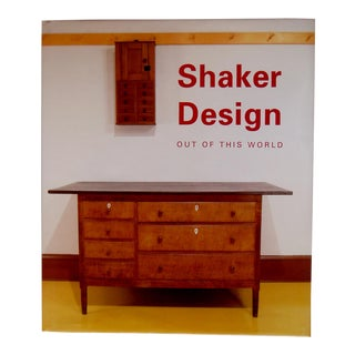Shaker Design: Out of the World Book For Sale