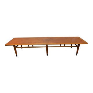 Lane Acclaim Surfboard Coffee Table For Sale