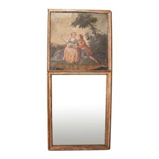 18th Century French Louis XVI Period Trumeau