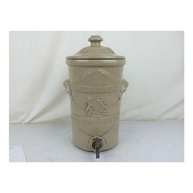Paris Stoneware Water Filter & Dispenser - Image 2 of 5