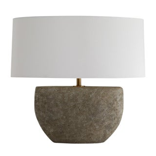 Contemporary Arteriors Oversized Table Lamp For Sale