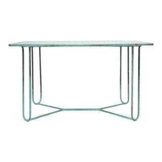 Walter Lamb Model Ae-2700 Rectangular Patio Dining Table