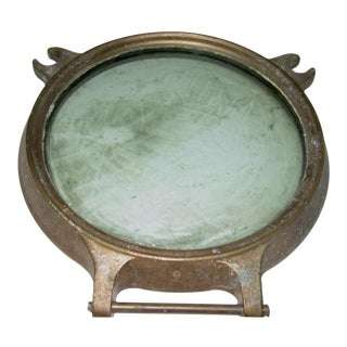 Lower Laker Bronze Porthole For Sale