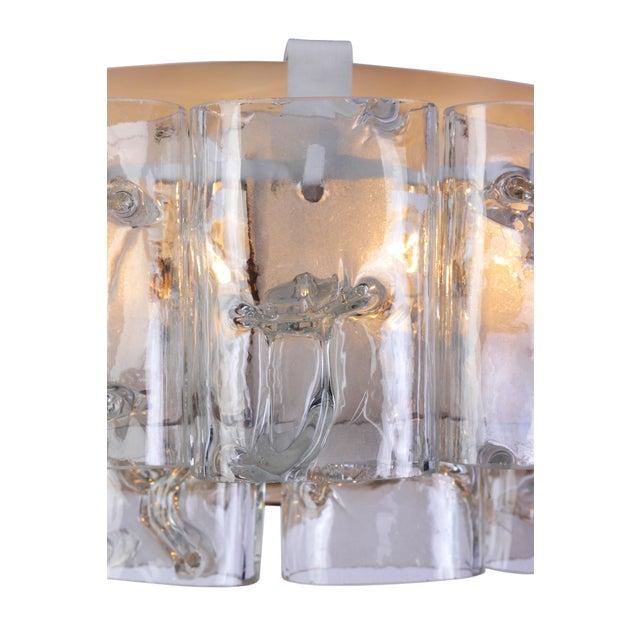 Mid-Century Modernist Doria Flush Mount For Sale - Image 9 of 10