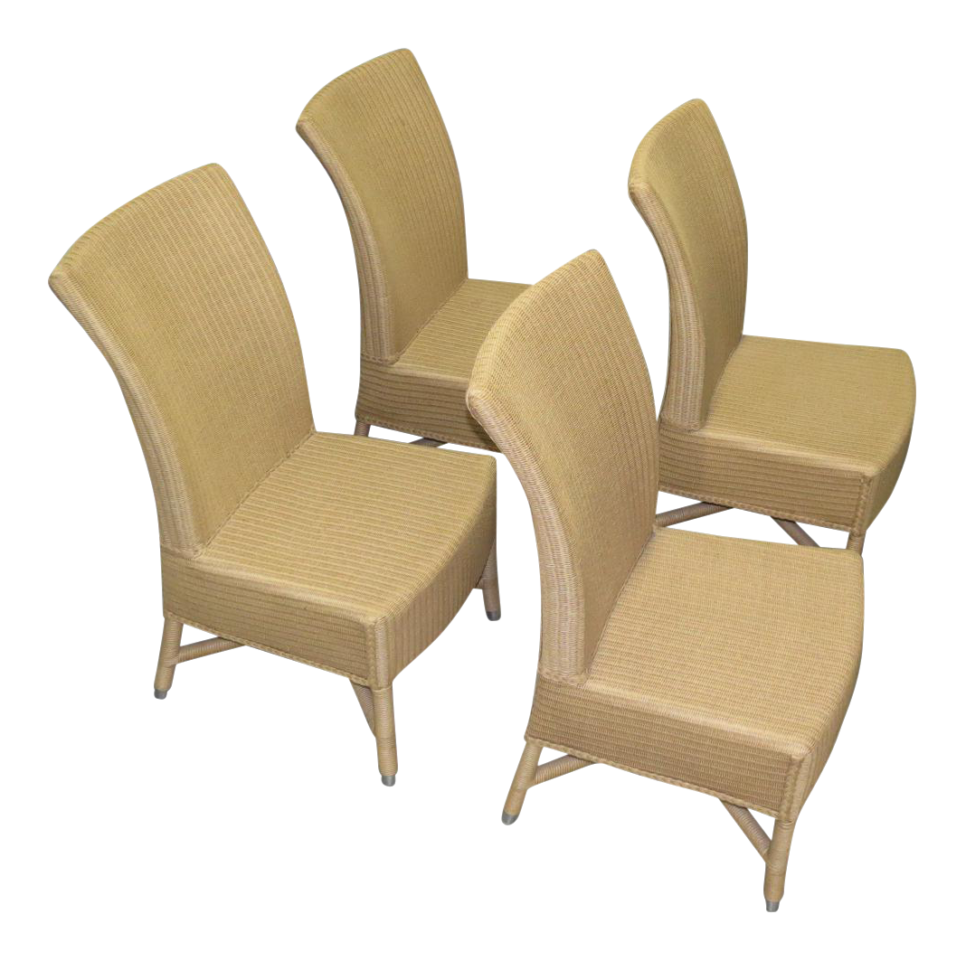 Janus Et Cie Dining Side Chairs   Set Of 4