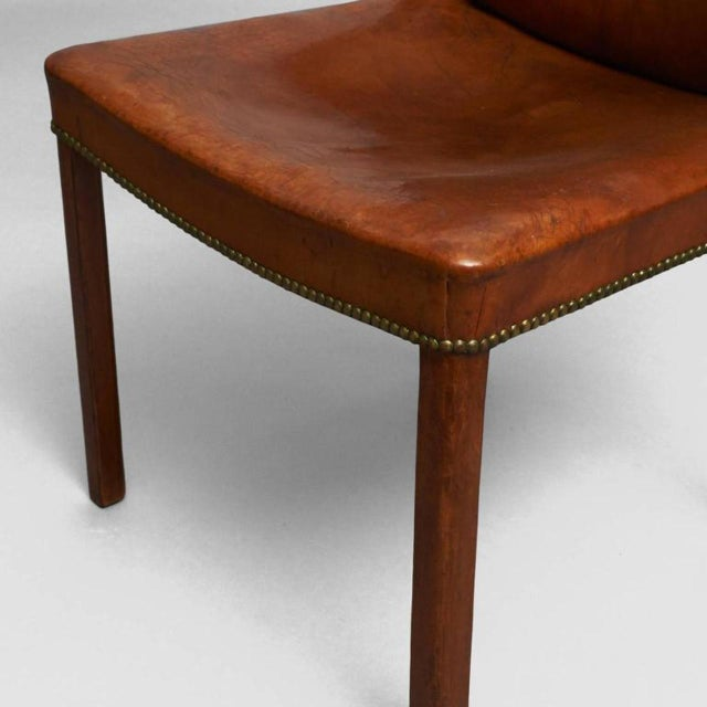 1930s Frits Henningsen Easy Chair For Sale - Image 5 of 8