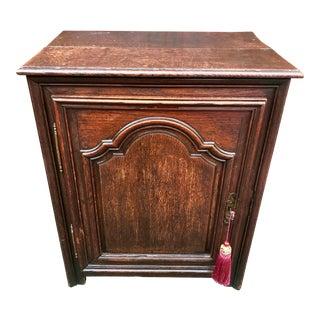 18th Century Georgian Oak Cabinet