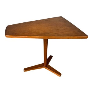 Mid-Century Swedish Modern Teak Side Table / End Table by DUX Circa 1960s For Sale
