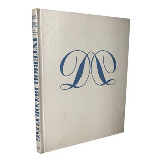 """1965 """"The Doubleday Book of Interior Decorating"""" First Edition Design Book For Sale"""