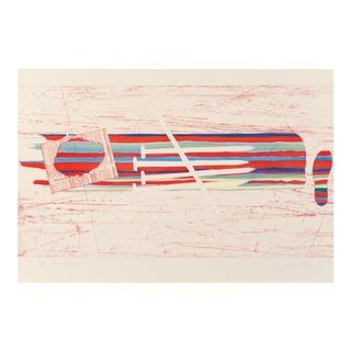 1978 James Rosenquist for Gene Swenson Etching For Sale