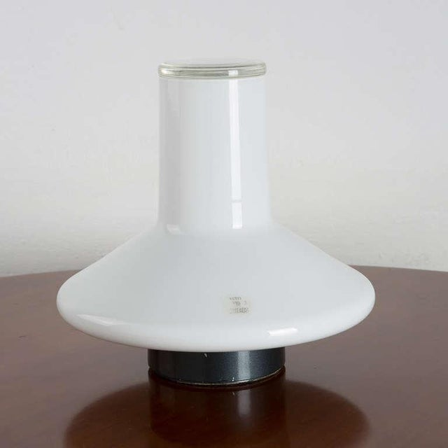 "Leucos ""Coro"" Table Lamp by Roberto Pamio for Leucos For Sale - Image 4 of 10"