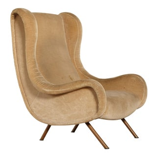 Marco Zanuso Senior Chair, Arflex, Italy, 1960s For Sale
