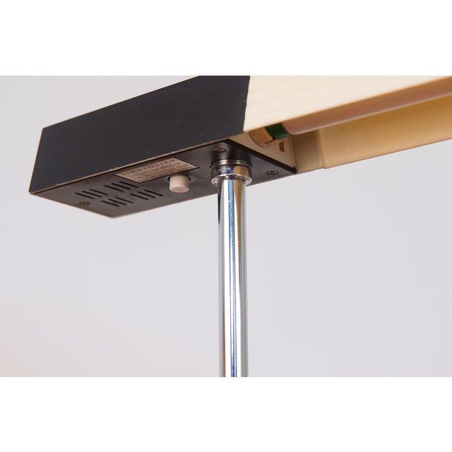 1970s Lightolier Chrome Desk Lamp For Sale - Image 5 of 7
