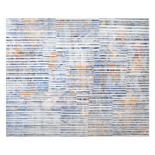 Stark Studio Rugs Contemporary New Oriental Tibetan Wool Rug - 8′ × 10′ For Sale