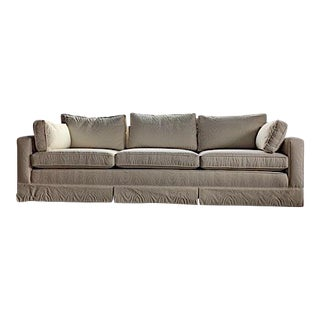 Mid-Century Newly Reupholstered Sofa