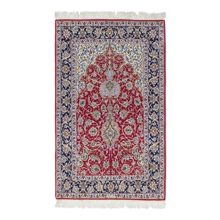 """Lucetta, Hand Knotted Area Rug - 3' 7"""" X 5' 9"""""""