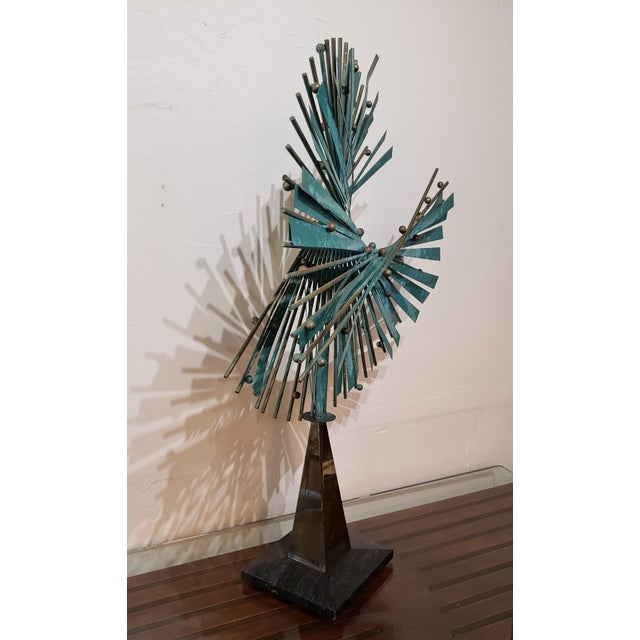 C. Jeré ( or Curtis Jere) is a metalwork company of wall sculptures and household accessories. C. Jeré works are made and...
